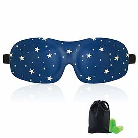 Woman & Man 3d Sleeping Eye Mask, มาสก์ Darkness Travel Eye Mask ฟรีที่อุดหู